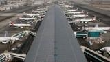 Летището в Дубай обслужи 89 милиона пътници, но не постигна целта си през 2018 г.
