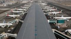 Летището, което обслужва най-много чужденци, не успя да стане най-голямото в света