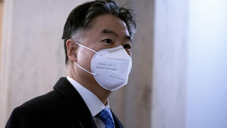 Демократът от Камарата на представителите Тед Лиу (от щата Калифорния)