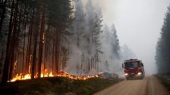 Най-студения регион в Европа се бори с опустошителни пожари и суша, които му струват все по-скъпо