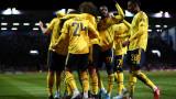 Футболистите на Арсенал са се съгласили да намалят заплатите си