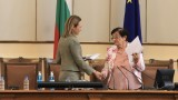Ива Митева ще председателства и 46-то Народно събрание