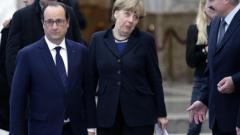 Искат обвързване на санкциите на ЕС срещу Русия с минските споразумения