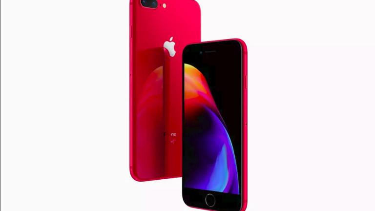 Apple представи два нови модела iPhone 8 и iPhone 8