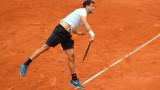 """Григор Димитров отпадна на 1/16-финал на """"Ролан Гарос"""", след като беше категорично надигран от Фернандо Вердаско"""