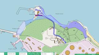 """Пътят към плажа на """"Росенец"""" се връща на община Бургас"""