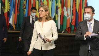 Северна Македония да признае историческите реалности, призова Захариева