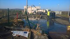 Инфраструктурата в наводнените общини е в трагично състояние