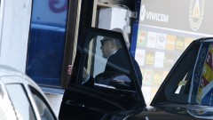 От УЕФА уведомили предварително Левски за наказанието