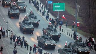 Заплаха за Русия? Полша дава $50 млрд. за армията си