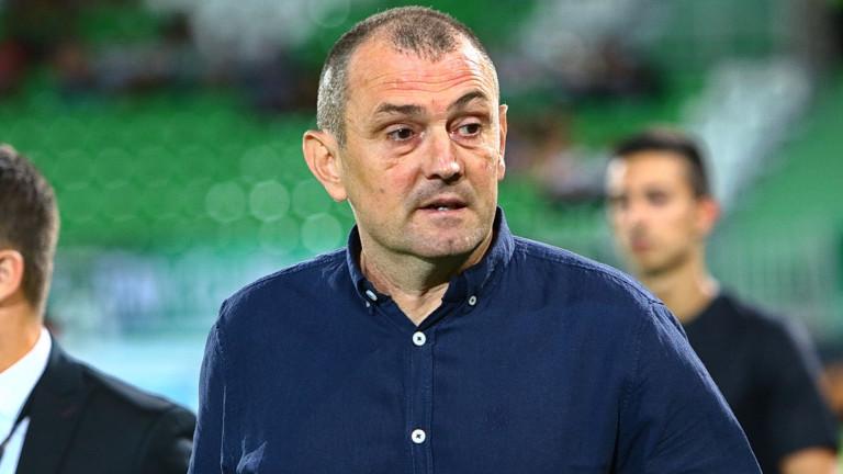Загорчич няма да води Славия в мача срещу Локо (Пд)