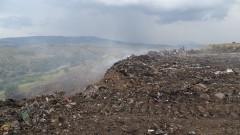 Не установиха замърсяване на въздуха при сметището край Дупница