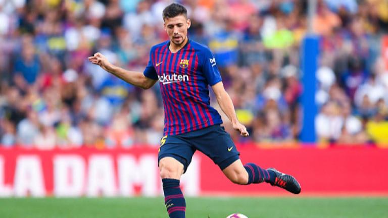 Клеман Ленгле: Аякс играе по начина, по който се опитваме да играем в Барселона