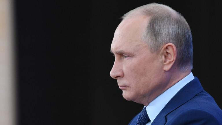 CAS забрани на Путин за присъства на големи състезания в идните 2 години