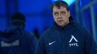 Хубчев и екипът му прекалили с физическите натоварвания на футболистите в Левски