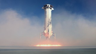 Туристическите пътувания в Космоса могат да окажат голямо влияние върху атмосферата