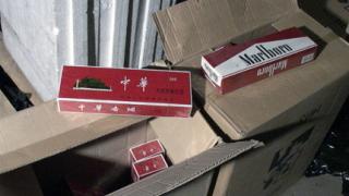 Иззеха цигари без бандерол в Елхово