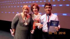Българин спечели певчески конкурс