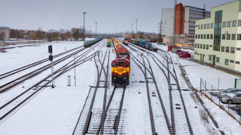 Китайската компания China Railway Rolling (CRRC), която е световен лидер