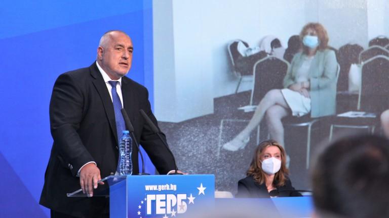 Българите не разбират, че има пандемия, сигурен Борисов