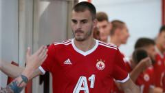 ЦСКА ще играе контрола срещу тима на Божидар Чорбаджийски