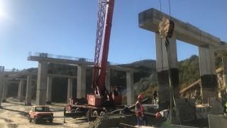 """Още година ще ремонтират тунела """"Витиня"""" към София"""