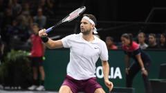 Григор Димитров на 1/2-финал в Париж след победа срещу Кристиан Гарин