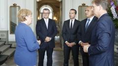 В Берлин гарантираха подкрепа за България по миграционната криза