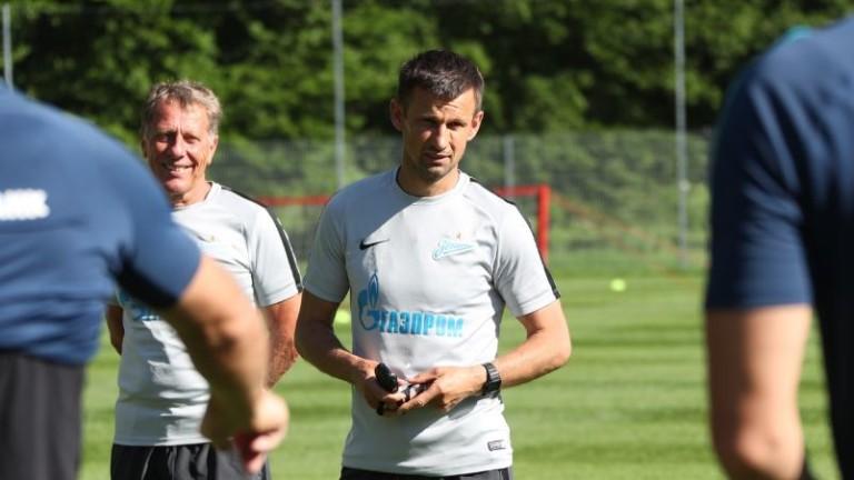 Треньорът на Зенит: Шансовете ни за класиране за плейофите в Шампионската лига не се променят