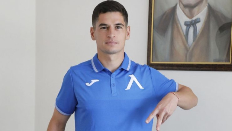 Иван Горанов: Младите в Левски имат голям потенциал