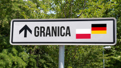 Германия изключва затварянето на границата с Полша за ограничаване на мигрантския поток от Беларус
