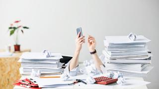 За кого е по-вреден работохолизмът