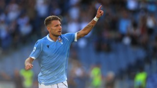 "Милан капитулира на ""Сан Сиро"", триумф за Лацио, юбилеен гол за Имобиле"