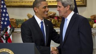 Обама издигна Джон Кери за държавен секретар