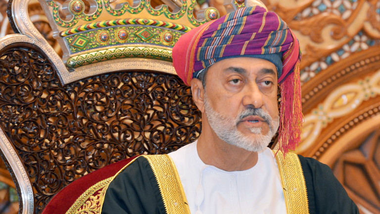 Оман е с нов султан – Хайтам бин Тарик бин Таймур ал Саид