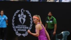 Елина Свитолина вдигна трета купа през тази година