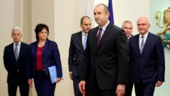 БСП пита президента Радев за думите и делата на Борисов