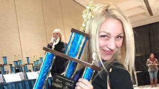 Българка попадна в ТОП 3 на най-добрите маникюристи в света (СНИМКИ)