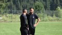 Юноша на Панатинайкос тренира с Локо (Пд)