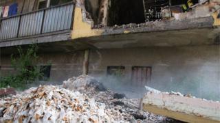 Газова експлозия разтърси апартамент в Хасково
