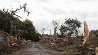 Мощно торнадо взе жертви в Италия