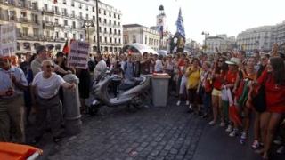 Мадрид скочи срещу посещението на папата