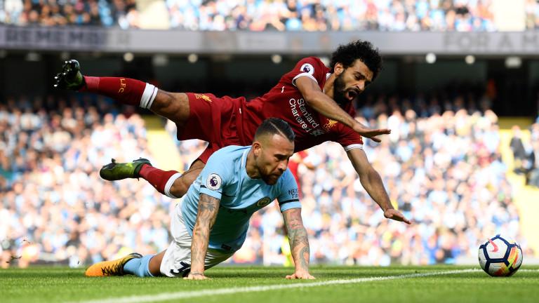 Ливърпул и Манчестър Сити пренасят съперничеството си в Шампионската лига