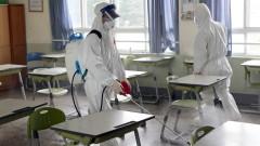 Южна Корея със скок на заболели от Covid-19 за месец