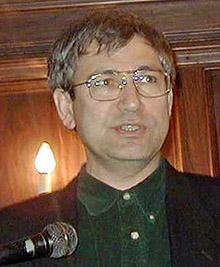 Орхан Памук с Нобеловата награда за литература