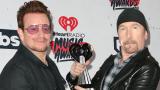 Ди Едж от U2 пя в Сикстинската капела