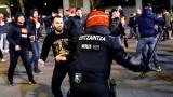 Полицай загина след грозните сцени между фенове на Атлетик (Билбао) и Спартак (Москва)
