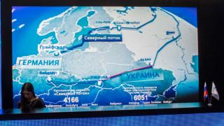 """Украинският парламент настоява САЩ да блокират """"Северен поток 2"""""""