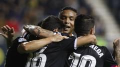 Енцо Монтела дебютира с успех начело на Севиля, Валенсия пак разочарова (ВИДЕО)