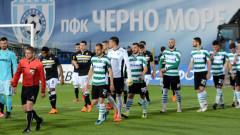Георги Божилов: През цялото време бяхме по-добри от Славия